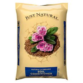 Just Natural 1.5-cu ft Organic Soil Conditioner
