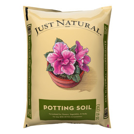 Oldcastle Just Natural 20-Quart Potting Soil