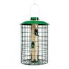 Duncraft Selective Metal Squirrel-Resistant Tube Bird Feeder