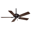 Casablanca Utopian 52-in Downrod or Close Mount Indoor Ceiling Fan ENERGY STAR