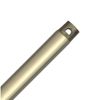 Casablanca 60-in Bright Brass Steel Ceiling Fan Downrod