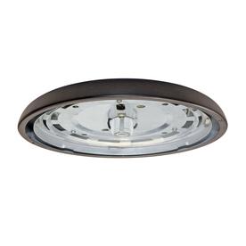 Casablanca 1-Light Bullion Black Halogen Ceiling Fan Light Kit
