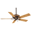 Casablanca 52-in Key Largo Oil Rubbed Bronze Ceiling Fan
