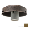 Casablanca 1-Light Oil-Rubbed Bronze Fluorescent Ceiling Fan Light Kit