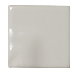American Olean 4-in x 4-in Earthenware Ice White Ceramic Wall Tile