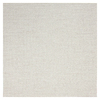 American Olean Infusion 4-Pack White Fabric Thru Body Porcelain Floor Tile (Common: 24-in x 24-in; Actual: 23.5-in x 23.5-in)