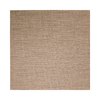 American Olean 12-Pack Infusion Taupe Fabric Thru Body Porcelain Indoor/Outdoor Floor Tile (Common: 12-in x 12-in; Actual: 11.75-in x 11.75-in)