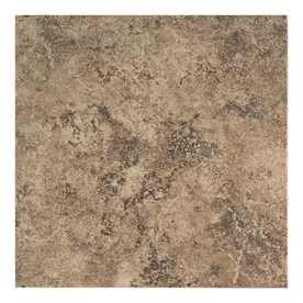 Olean 12 In X 12 In Chocolate Mousse Ceramic Floor Tile At