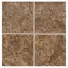 American Olean 8-Pack Belmar Tortouise Ceramic Floor Tile (Common: 18-in x 18-in; Actual: 17.75-in x 17.75-in)