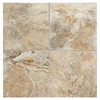 American Olean Kendal Slate 8-Pack Ambleside Beige Porcelain Floor Tile (Common: 18-in x 18-in; Actual: 17.75-in x 17.75-in)