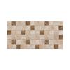 American Olean 12-Pack Belmar Cream Blend Ceramic Mosaic Square Floor Tile (Common: 12-in x 24-in; Actual: 11.93-in x 23.93-in)
