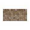 American Olean 12-Pack Belmar Earth Blend Ceramic Mosaic Square Floor Tile (Common: 12-in x 24-in; Actual: 11.93-in x 23.93-in)