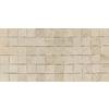 American Olean 12-Pack Costa Rei Sabbia Dorato Ceramic Mosaic Square Indoor/Outdoor Floor Tile (Common: 12-in x 24-in; Actual: 12-in x 24-in)