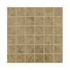 Style Selections 12-in x 12-in Fall Creek Suede Glazed Porcelain Listello Tile
