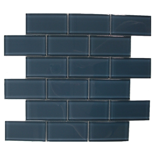 Http Www Christonium Com Indooroutdoor American Olean Brick Joint Mosaic Glass Wall Tile Lowes