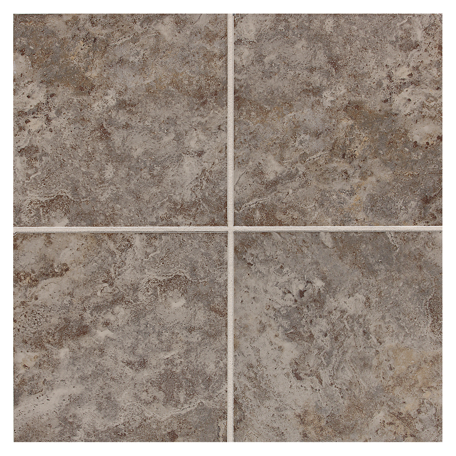 Shop american olean bellaire earth beige ceramic floor tile common 12 in x 12 in actual 11 - Lowes floor tiles porcelain ...