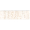 American Olean Salcedo Durango Cream Ceramic Bullnose Tile (Common: 3-in x 10-in; Actual: 3-in x 10-in)