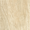 American Olean 4-Pack Cascata Crema Glazed Porcelain Floor Tile (Common: 24-in x 24-in; Actual: 23.43-in x 23.43-in)