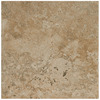 American Olean 6-Pack Bordeaux Marron Glazed Porcelain Indoor/Outdoor Floor Tile (Common: 19-in x 19-in; Actual: 19.75-in x 19.75-in)