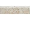 American Olean Bordeaux Cre Glazed Porcelain Indoor/Outdoor Bullnose Tile (Common: 3-in x 13-in; Actual: 3-in x 13.12-in)
