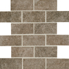 American Olean 12-Pack Avante Nebbia Ceramic Mosaic Random Indoor/Outdoor Floor Tile (Common: 12-in x 12-in; Actual: 11.87-in x 11.87-in)