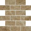 American Olean 12-Pack Avante Oro Terra Ceramic Mosaic Random Indoor/Outdoor Floor Tile (Common: 12-in x 12-in; Actual: 11.87-in x 11.87-in)
