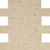 American Olean 12-Pack Avante Bianco Ceramic Mosaic Random Indoor/Outdoor Floor Tile (Common: 12-in x 12-in; Actual: 11.87-in x 11.87-in)