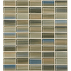 American Olean 12-in x 12-in Best Buy Seascapes Bamboo Mixed Material Wall Tile
