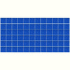 American Olean Unglazed 12-Pack Sapphire Sky Speckle Uniform Squares Mosaic Thru Body Porcelain Floor Tile (Common: 12-in x 24-in; Actual: 11.93-in x 23.93-in)