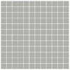 American Olean Unglazed Porcelain 12-Pack Light Smoke Speckled Uniform Squares Mosaic Thru Body Porcelain Floor Tile (Common: 12-in x 24-in; Actual: 11.93-in x 23.93-in)