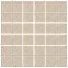 American Olean 12-Pack Unglazed Porcelain Willow Speckled Thru Body Porcelain Mosaic Square Indoor/Outdoor Floor Tile (Common: 12-in x 24-in; Actual: 11.93-in x 23.93-in)