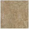 American Olean 14-Pack Stone Claire Russet Glazed Porcelain Indoor/Outdoor Floor Tile (Common: 13-in x 13-in; Actual: 13.12-in x 13.12-in)