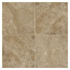 American Olean Stone Claire 54-Pack Russet Porcelain Floor Tile (Common: 6-in x 6-in; Actual: 6.43-in x 6.43-in)