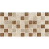 American Olean 12-Pack Castlegate Universal Ceramic Mosaic Square Indoor/Outdoor Floor Tile (Common: 12-in x 24-in; Actual: 11.87-in x 23.87-in)