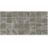 American Olean 12-Pack Danya Basin Ceramic Mosaic Square Indoor/Outdoor Floor Tile (Common: 12-in x 24-in; Actual: 11.68-in x 23.62-in)
