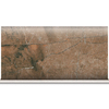American Olean Bevalo Earth Ceramic Indoor/Outdoor Bullnose Tile (Common: 6-in x 12-in; Actual: 6-in x 12-in)
