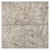 American Olean Carriage Hill Twilight Glazed Porcelain Indoor/Outdoor Floor Tile (Common: 12-in x 12-in; Actual: 11.81-in x 11.81-in)