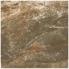 American Olean 8-Pack Danya Riverbed Glazed Porcelain Indoor/Outdoor Floor Tile (Common: 18-in x 18-in; Actual: 17.81-in x 17.81-in)