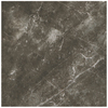 American Olean Bevalo 15-Pack Charcoal Porcelain Floor Tile (Common: 12-in x 12-in; Actual: 11.81-in x 11.81-in)