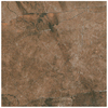 American Olean Bevalo 15-Pack Earth Porcelain Floor Tile (Common: 12-in x 12-in; Actual: 11.81-in x 11.81-in)