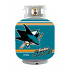Bottle Skinz 16-in H x 34-in dia Green Polyester San Jose Sharks Propane Tank Cover