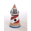 Jim Shore 15.8-in H x 6.7-in W x 6.7-in D Multicolor Bird House