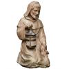 Garden Treasures 13.58-in H St. Francis Statuary Garden Statue