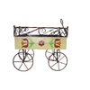 Jim Shore 15-in H Wagon Planter Garden Statue