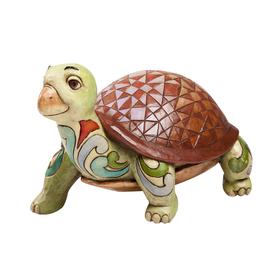 Jim Shore 5.6-in H Turtle Garden Statue