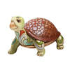 Jim Shore 5.6-in H Turtle Garden Statue