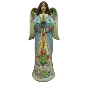Jim Shore 21-in H Angel Garden Statue