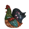 Jim Shore 13-in H Rooster Garden Statue