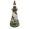 Jim Shore 34.5-in H Lighthouse Garden Statue