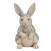 Jim Shore 9.84-in H Bunny Garden Statue